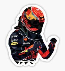 Beste Max Verstappen: Sticker   Redbubble QB-48