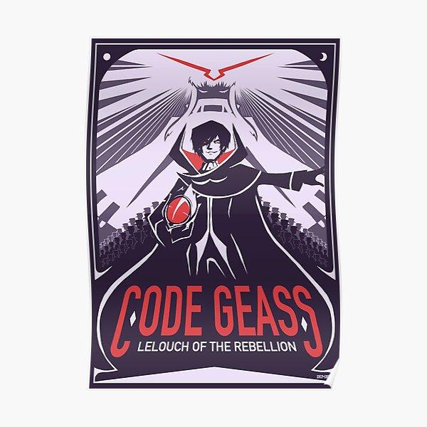 Código Geass Póster