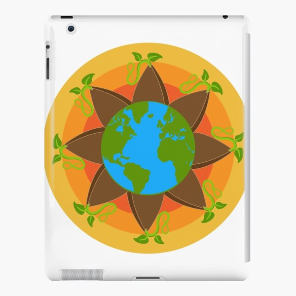 Seed The World iPad Snap Case