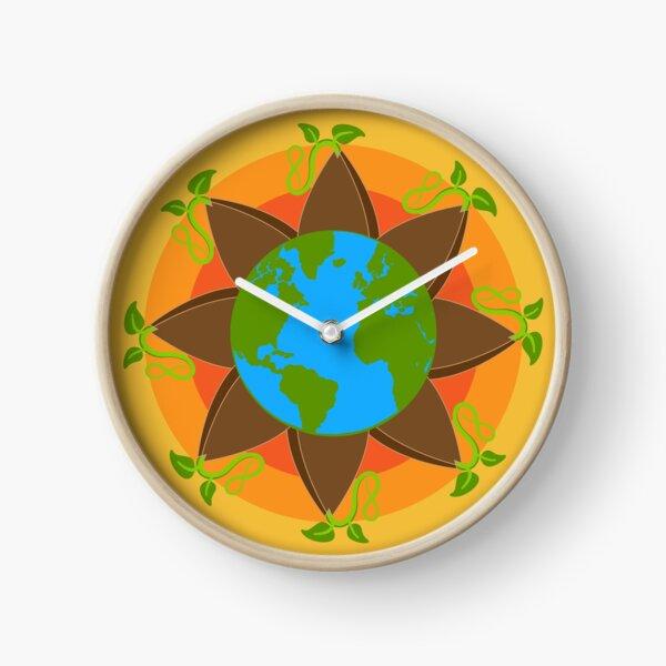 Seed The World Clock