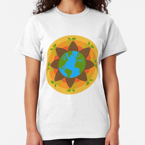 Seed The World Classic T-Shirt