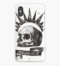Chloe's Shirt - Misfit Skull iPhone Case/Skin