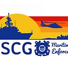 Sunset Maritime Law Enforcement  by AlwaysReadyCltv
