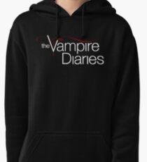 The Vampire Diaries - Logo Pullover Hoodie