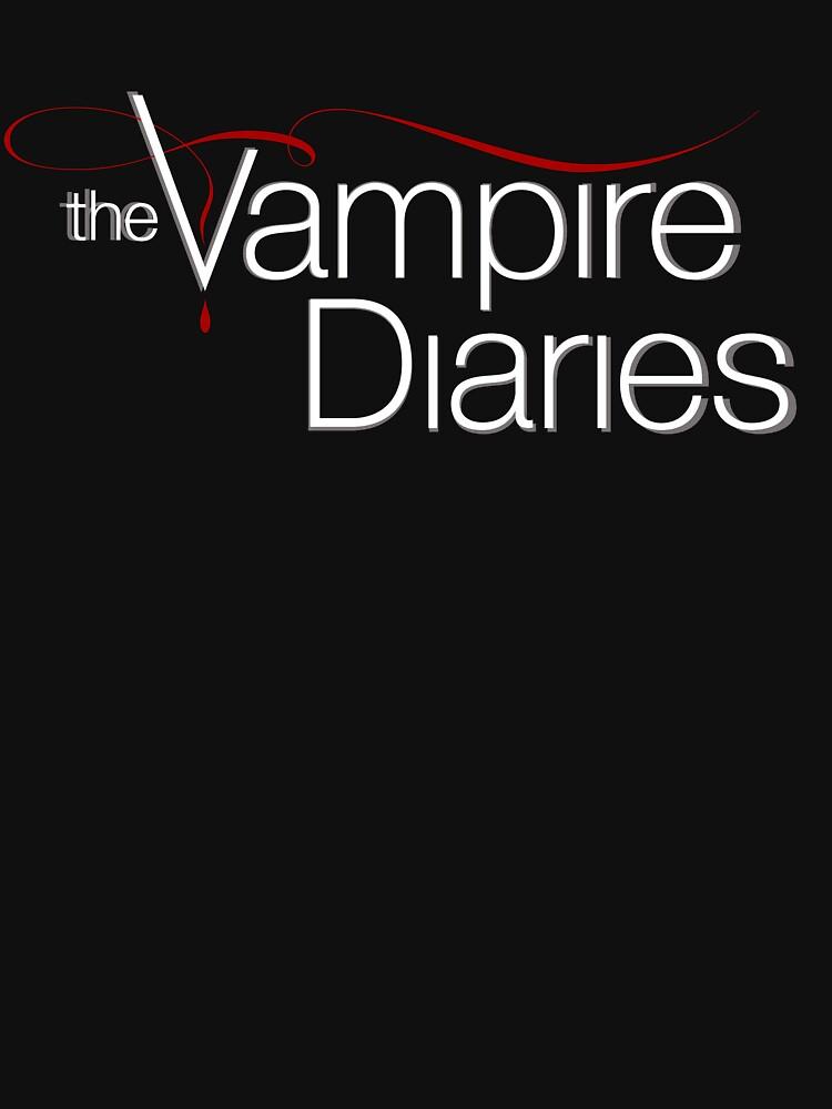 The Vampire Diaries - Logo   Women's T-Shirt
