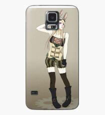 Clockworkkat - Rin Steam Girl  Case/Skin for Samsung Galaxy