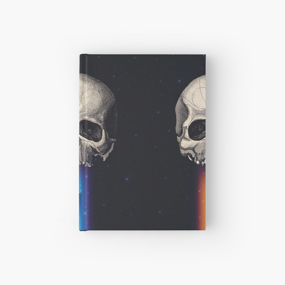 Iridescent Oblivion Hardcover Journal