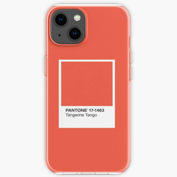 Tangerine Tango  iPhone Soft Case