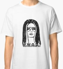 W.W.G.D.?: WHAT WOULD GLORIA DO? Classic T-Shirt