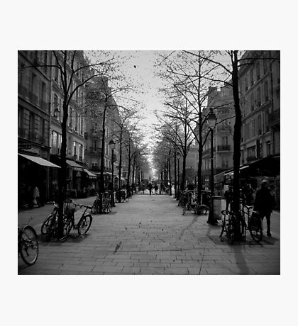 Rue Photographic Print