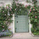 Rose Gate by JulieLegg