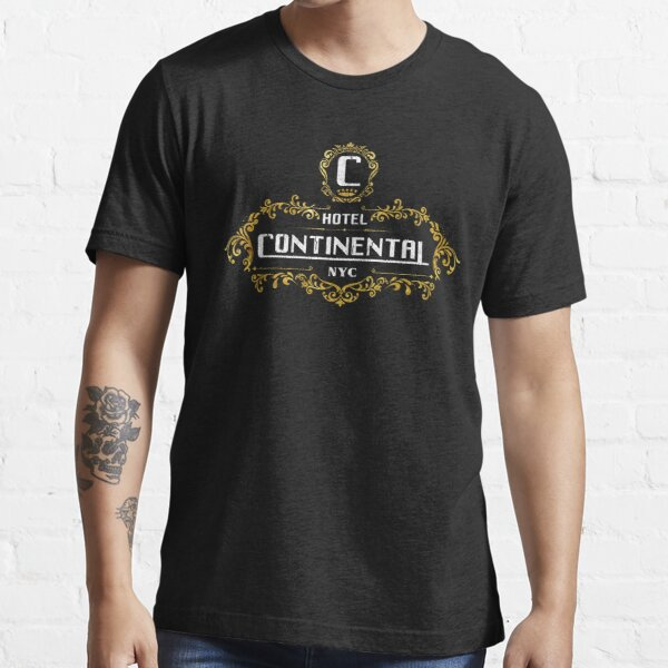 Hotel Continental T-Shirt (Aged look) Essential T-Shirt