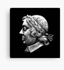 Lord Protector - Oliver Cromwell Canvas Print