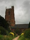St. George, Dunster by WatscapePhoto