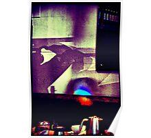 Café. Lomography Poster