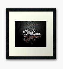 Floret Silva Nobilis Framed Print