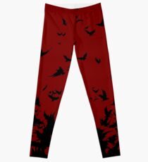 An Unkindness of Ravens - Red Leggings