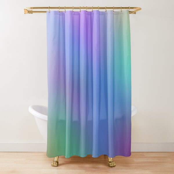 Optical illusion, #pattern, #abstract, #art, #design, shape, spiral, curve, decoration, futuristic, psychedelic Shower Curtain