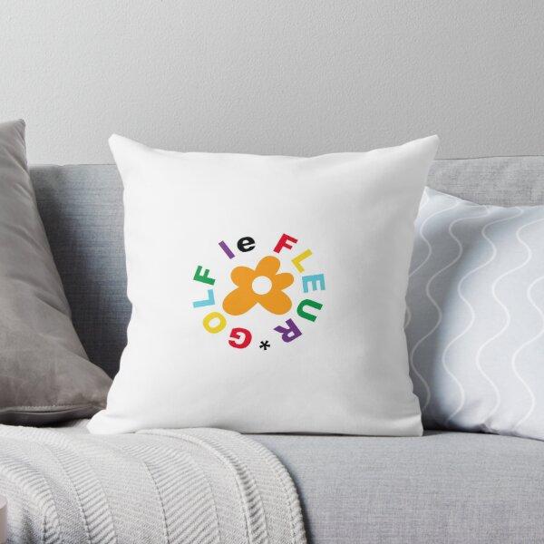 Golf le Fleur Logo Throw Pillow