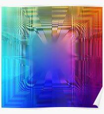 Colour Circuit Poster