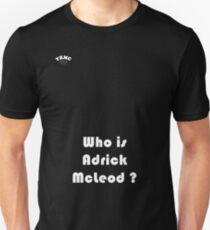 who is adrick mcleod T-Shirt