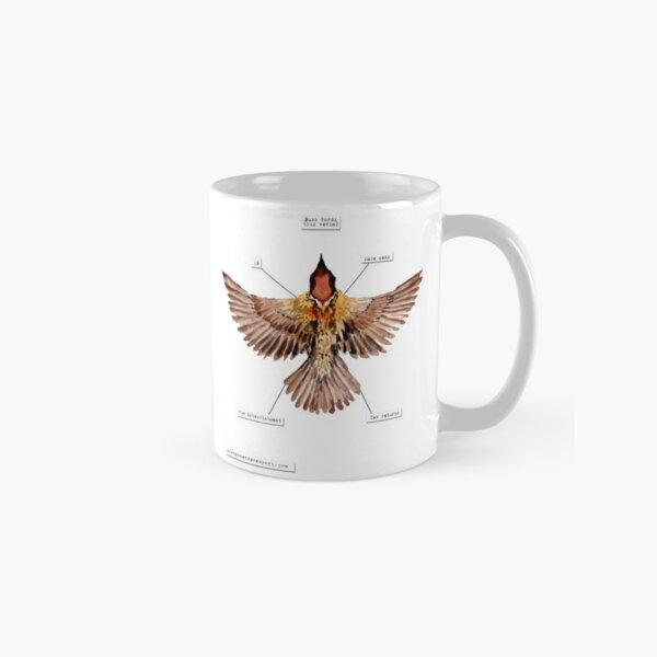 Unscientific Illustration - Not a bird Classic Mug