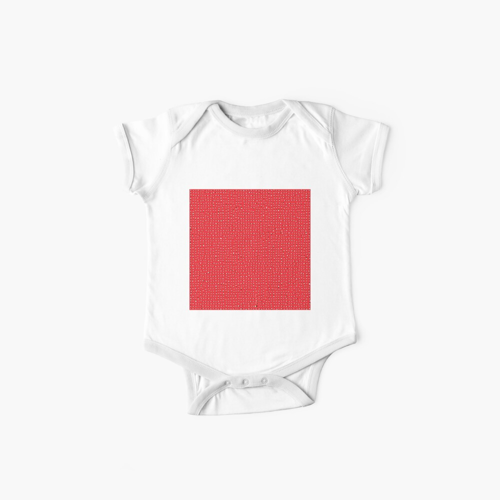 Optical illusion, #pattern, #abstract, #art, #design, shape, spiral, curve, decoration, futuristic, psychedelic Baby One-Piece