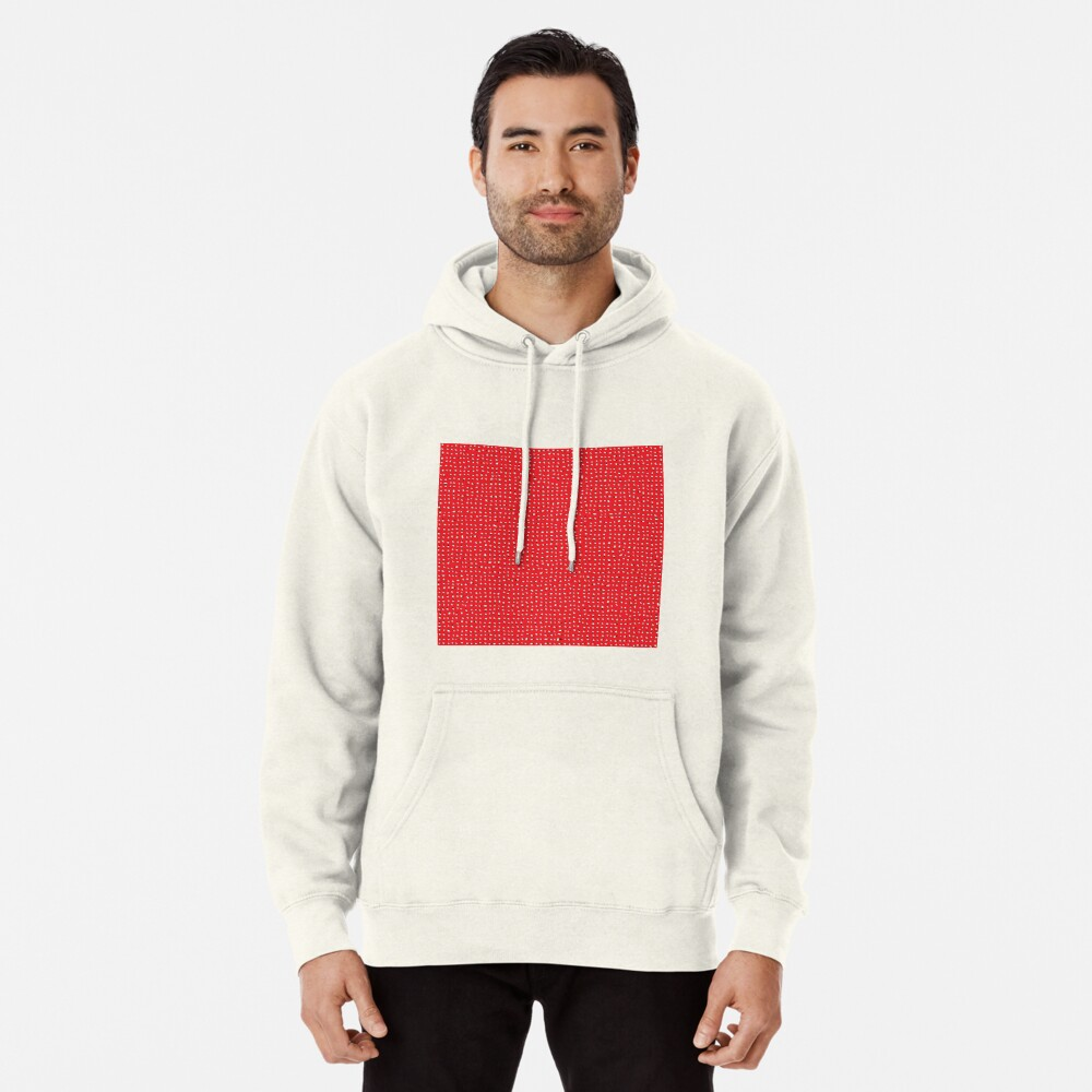 Optical illusion, #pattern, #abstract, #art, #design, shape, spiral, curve, decoration, futuristic, psychedelic Pullover Hoodie
