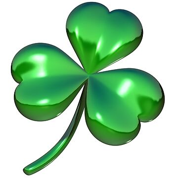 3d shamrock by bmgdesigns