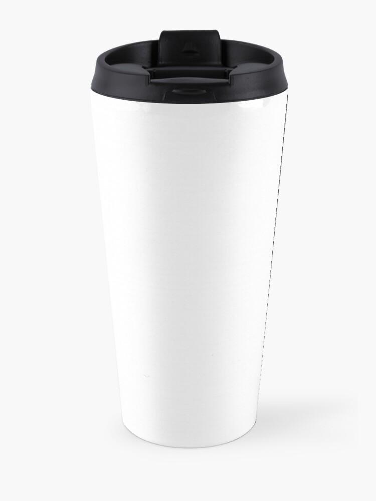 Alternate view of marshmello Travel Mug