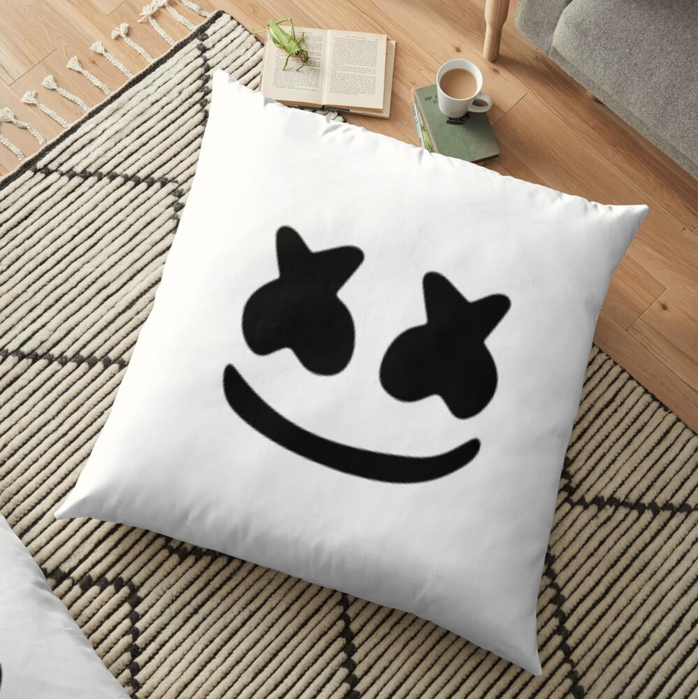 marshmello Floor Pillow