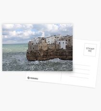 Adriatic Coast Postcards