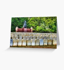 Andersonville National Historic Site Greeting Card