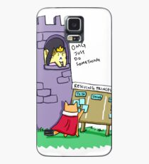 Princess Rescue MVP Case/Skin for Samsung Galaxy