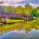 Bridge & Reflections by ECH52