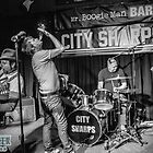 CITY SHARPS R BACK by Niisophotos