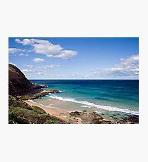 Susan Gilmore Beach, Newcastle NSW, Australia Photographic Print