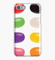 Jelly Bean Candy Assorted Colors iPhone Case/Skin