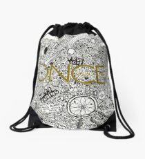 Once Upon a Time Drawstring Bag