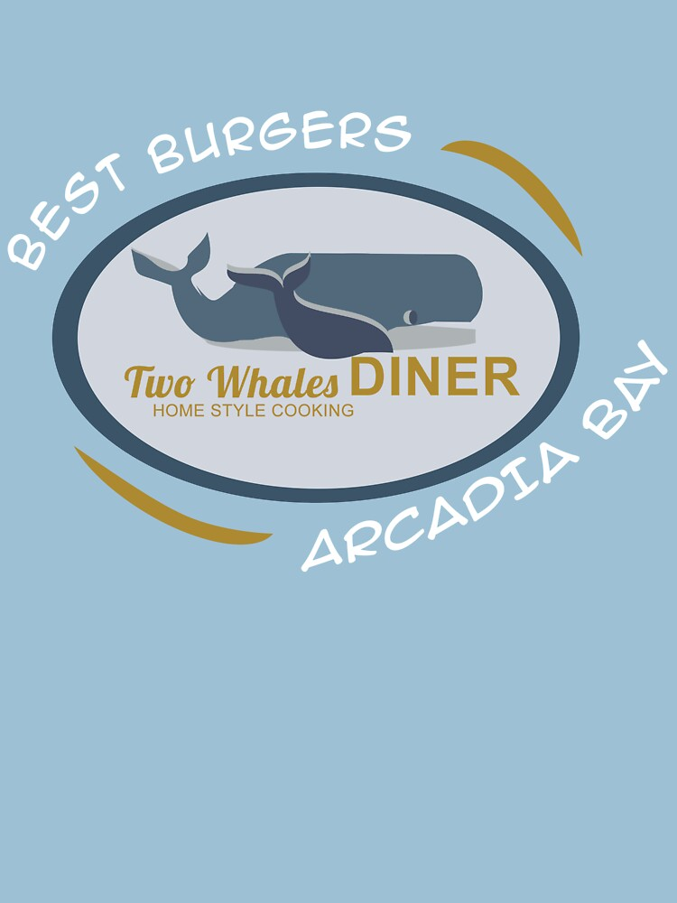 Two Whales Diner Tourist Shirt - Episode 2 | Unisex T-Shirt
