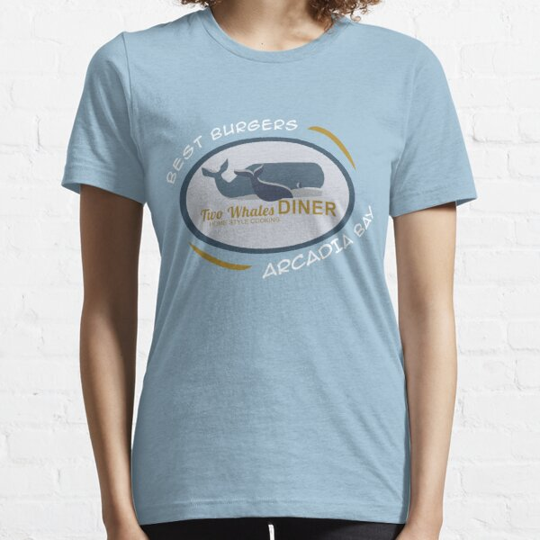 Two Whales Diner Tourist Shirt - Episode 2 Essential T-Shirt