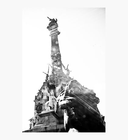 Barcelona 06 Photographic Print