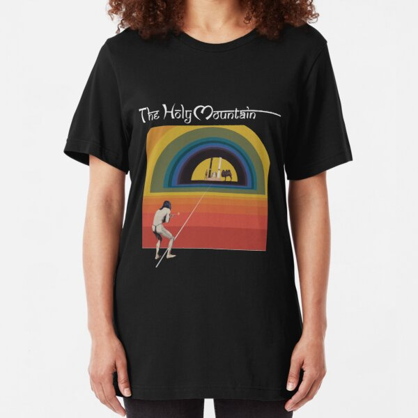 The Holy Mountain Slim Fit T-Shirt