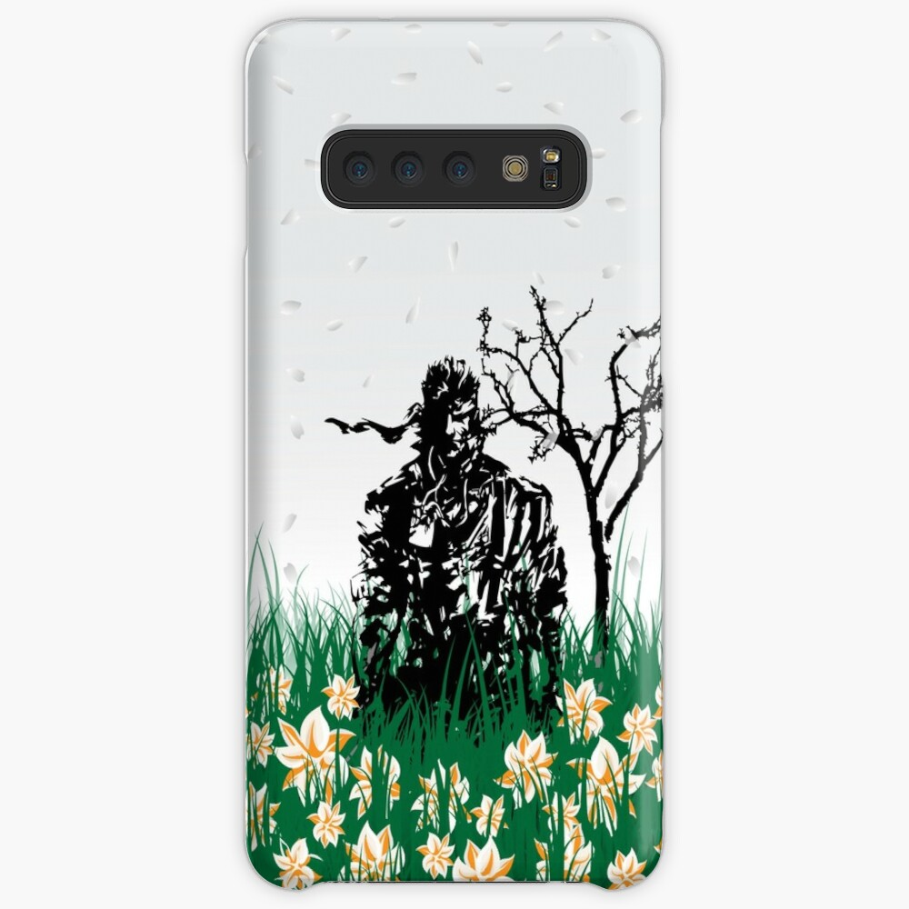 The end of Joy  (MGS3) Cases & Skins for Samsung Galaxy