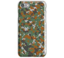 Digicam6 - Chernobyl Savannah iPhone Case/Skin