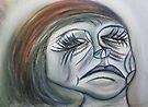 Sad Beauty... by C. Rodriguez