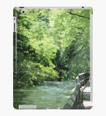 Riverside Walk iPad Case/Skin