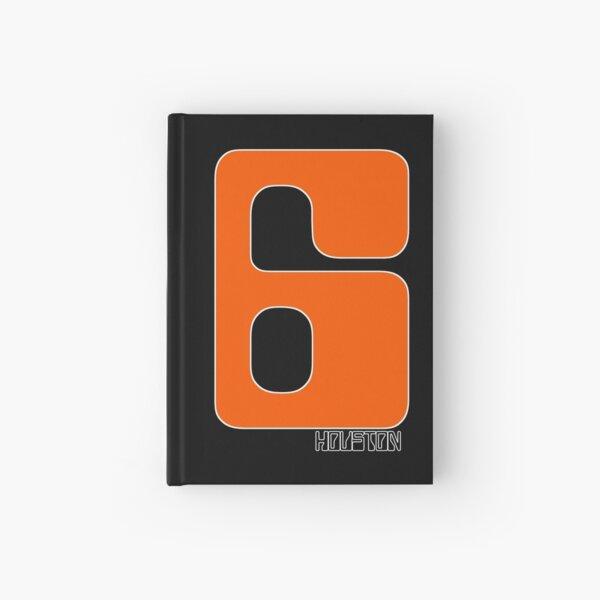 HOUSTON 6 Hardcover Journal