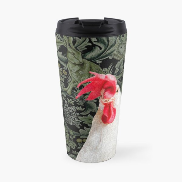 Morris - Henry, the Rooster - The Chouchoukes Travel Mug