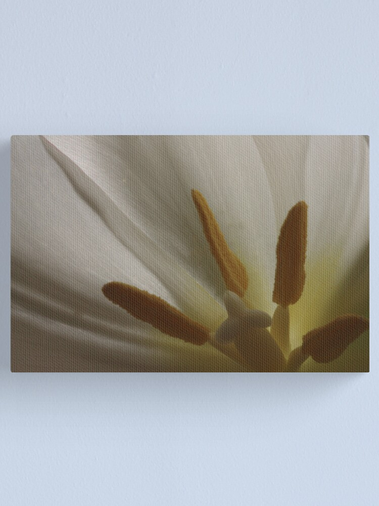 Alternate view of Inside the Tulip (1) Canvas Print